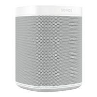 SONOS Smart Speaker »One« weiß