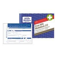 Avery Zweckform Erste-Hilfe-Meldeblock »313«