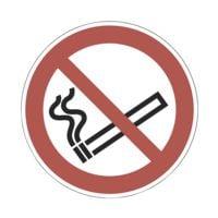 Sicherheitskennzeichen »Rauchen verboten [P002]« Ø: 20 cm