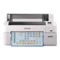 Epson SureColor SC-T3200 ohne Gestell Großformatdrucker, A1 Farb-Tintenstrahldrucker, 2880 x 1440 dpi, mit LAN