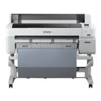 Epson SureColor SC-T5200-PS Großformatdrucker, A0 Farb-Tintenstrahldrucker, 2880 x 1440 dpi, mit LAN
