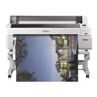 Epson SureColor SC-T7200D-PS Großformatdrucker, A0 Farb-Tintenstrahldrucker, 2880 x 1440 dpi, mit LAN
