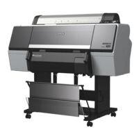 Epson SureColor SC-P6000 STD Spectro Großformatdrucker, A1 Farb-Tintenstrahldrucker, 2880 x 1440 dpi, mit LAN