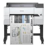 Epson SureColor SC-T3400 Tintenstrahldrucker, A1, 2400 x 1200 dpi, mit LAN und WLAN