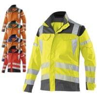 Kübler Warnschutz-Arbeitsjacke »REFLECTIQ« Größe 50