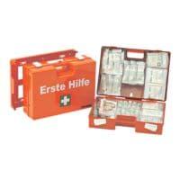 LEINA-WERKE Erste-Hilfe-Koffer »SAN« mit 2-farb. Druck DIN 13169 Füllung