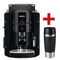 Krups Espresso-Kaffeevollautomat »EA8108« inkl. Thermobecher »TRAVEL MUG«