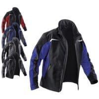 Kübler Softshell-Jacke mit Reflex 320 g/m² Größe M