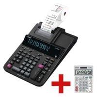 CASIO Druckender Tischrechner »DR-420RE« inkl. Tischrechner »MS-88eco«