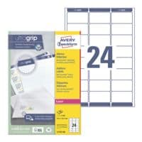 Avery Zweckform 2400er-Pack Adress-Etiketten mit ultragrip »L7159-100«