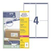 Avery Zweckform 400er-Pack Versand-Etiketten mit ultragrip »L7169-100«