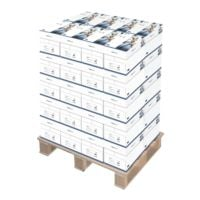 40x Kopierpapier A4 Inapa tecno Star - 100000 Blatt gesamt, 80g/qm