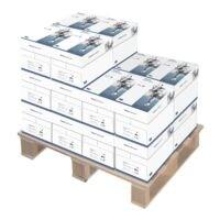 20x Multifunktionales Druckerpapier A4 Inapa tecno Premium - 50000 Blatt gesamt