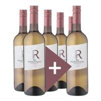 Rindchen's Weinkontor 6er-Pack Weißwein »2017 Verdejo 4 R, Bodega Cuatro Rayas«