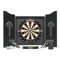 Dartboard Set »Xtreme» inkl. Cabinet