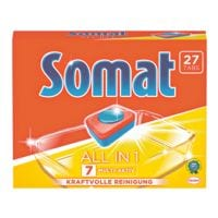 Henkel 27er-Pack Geschirrspültabs »Somat 7 All in 1«