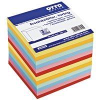 OTTO Office Ersatzblätter für Zettelbox farbig