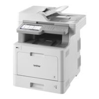 Brother Multifunktionsdrucker »MFC-L9570CDW«