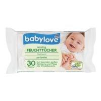 babylove Feuchttücher »sensitive«
