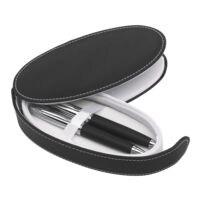 Schreibgeräte-Set Oval, ohne Radiergummi