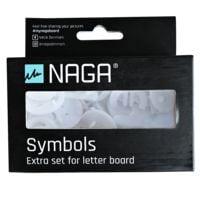 NAGA Magnetische Symbole