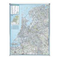 Legamaster Kartentafel »7-612100« Niederlande Straßen