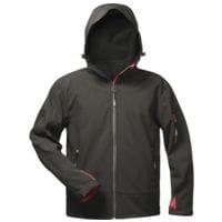 elysee Premium Softshell Jacke Größe 4XL