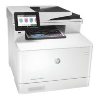 HP Multifunktionsdrucker »Color LaserJet Pro MFP M479dw«
