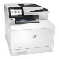 HP Multifunktionsdrucker »Color LaserJet Pro MFP M479fnw«