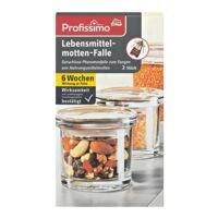 Profissimo 2er-Pack Lebensmittelmotten-Falle