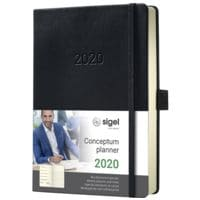 Sigel Wochennotiz-Kalender »Conceptum 2020 A5«