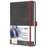 Sigel Wochenkalender »Conceptum 2020 A5 - Vintage«