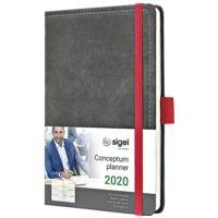 Sigel Wochenkalender »Conceptum 2020 A6 - Vintage«