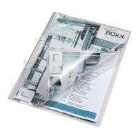 Durable Sichthefter A4, Fassungsvermögen 100 Blatt