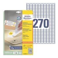 Avery Zweckform 8100er-Pack Universal Klebeetiketten »L4730REV-25«