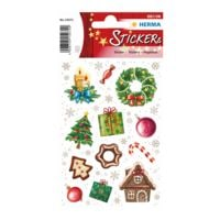 Herma Sticker »Weihnachtszeit«