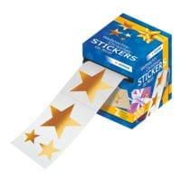 Herma Weihnachtssticker »Sterne« - 200 Stück