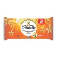 Cottonelle Feuchtes Toilettenpapier Orange 1-lagig, weiß - 1 x 44 Tücher