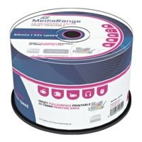 MediaRange 50er-Pack CD-Rohlinge »CD-R«
