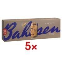 Bahlsen 5x Kekse mit Orangengeschmack »Chokini«