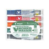 Pilot 5er-Pack Whiteboard-Marker »V-Board Master«
