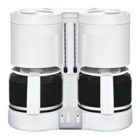 Krups Kaffeemaschine »Duothek Plus« weiß