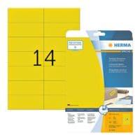 Herma 280er-Pack ablösbare Etiketten