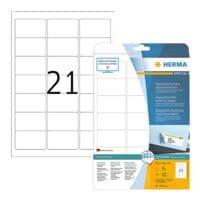 Herma 525er-Pack wieder haftende Etiketten
