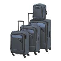 Travelite 4-tlg. Trolley-Koffer-Set »Derby«