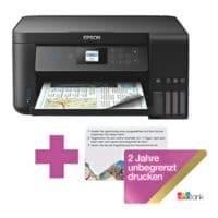 Epson Multifunktionsdrucker »EcoTank ET-2750« mit Unlimited Printing Gutschein