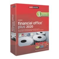 Kaufmännische Software Lexware financial office plus 2020 Plus