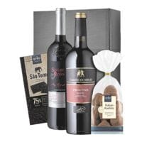 Rindchen's Weinkontor Wein-Geschenk-Set »Sweet, Secret and Primitivo«