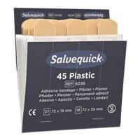 Holthaus Medical Nachfülleinsätze »Salvequick®« 6x45 Stück