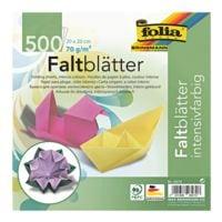 folia Faltblätter 70 g/m², 500 Blatt